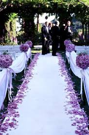 Purple And White Wedding Best 25 Decorations Ideas On Pinterest