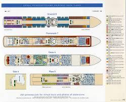 Star Princess Aloha Deck Plan by Web Coralorig4 Princess Ships Deck Plan Unbelievable House Ocean