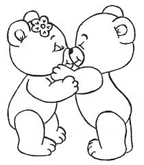 Gallery Of Cute Love Coloring Pages