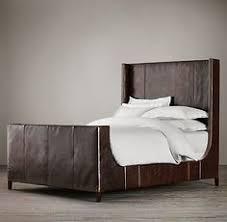 Bezier Platform Bed King Bed 83¼