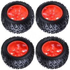 Aliexpress.com : Buy 4 Pieces RC Monster Truck Wheels Tires Complete ... Redcat Racing Volcano Epx Volcanoep94111rb24 Rc Car Truck Pro 110 Scale Brushless Electric With 24ghz Portfolio Theory11 Rtr 4wd Monster Rd Truggy Big Size 112 Off Road Products Volcano Scale Electric Monster Truck Race Silver The Sealed Bearing Kit Redcat Lego City Explorers Exploration 60121 1500
