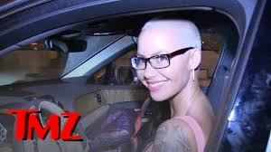 Big Ang Mural Location by Amber Rose Ridin U0027 With 21 Savage Again Tmz Youtube