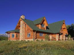 124 Best Log Cabins Ranch Homes Images On Pinterest