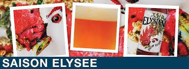 Elysian Pumpkin Ale Alcohol Content by Elysian Brewing Company Seattle Washington