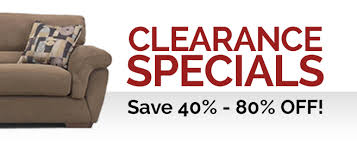 Clearance Specials Frederick Furniture Outlet