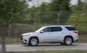 2018 Chevrolet Traverse In Depth Model Review