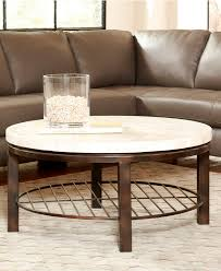 Macys Round Dining Room Sets by Coffee Tables Splendid Slat Coffee Table With Unique Travertine