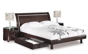 Platform Bedroom Set by Global Furniture Usa Emily Platform Bedroom Collection Wenge Gf