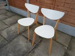 IKEA Dining Chairs X2 In M32 Trafford For £10.00 For Sale - Shpock Rattan Ding Chairs Ikea Room Ideas Rare Ikea Urban Designer Chair White Fniture Tables Interesting Oak Teal Top 28 Slipcover Henriksdal Frode Komnit Uk Minimalis Rattan Fniture Amazing Norraryd Black Wishes Ding Chair 4 Chairs Calypso By Wigerdals Vrld On Carousell