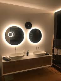 spiegelleuchten badezimmer licht badezimmerspiegel