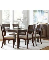 Chandler Dining Furniture Collection - Dining Room ... Quality Macys Fniture Ding Room Sets Astounding Macy Set Macys For Exotic Swanson Peterson 32510 Home Design Faux Top Cra Pedestal White Marble Corners New York Solid Wood Table 3 Chairs 20 Circle Inspiring Elegant Los Feliz And Chair Red 100 And Tables Altair 5pc 4 Download 8 Beautiful Inside