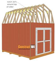 16x20 Gambrel Shed Plans by 16x20 Shed Plans Images Home Fixtures Decoration Ideas Free 12x12
