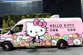 Hello Kitty Truck Returning To Adorably Dominate Comic-Con - Eater ...