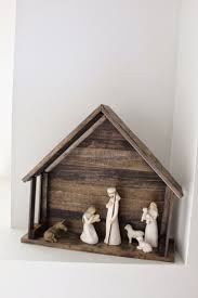 25+ Unique Nativity Stable Ideas On Pinterest | Christmas Manger ... Was Jesus Really Born In A Stable Nativity Scene Pictures Hut With Ladder And Barn Online Sales On Holyartcom Scenes Nativity Sets Manger Display Yonderstar Handmade Wooden Opas Scene Christmas Set Outdoor Manger Family Wooden Setting House Red Roof Trough 2235x18 Cm For Vintage Wood Creche Religious Amazoncom Fontani 5 54628 Stable Fountain 28x42x18cm Fireplace 350x24 Bungalow Like Neapolitan 237x29cm