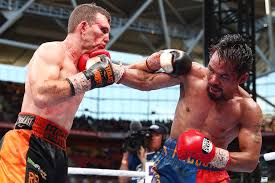 Boxing legend Manny Pacquiao loses controversial decision to