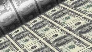 fset Printing US Dollar Banknotes 100 Dollar Bill Sheet Very