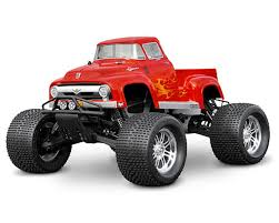 100 Ford Monster Truck HPI Savage X Crawler King F100 Body Clear
