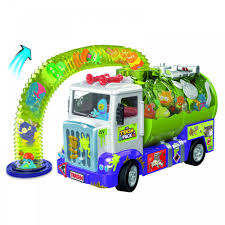 Trash Pack - Sewer Truck - CraftyArts.co.uk