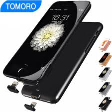 Power Bank Pack Battery Case for iPhone 7 7 Plus Charge Case