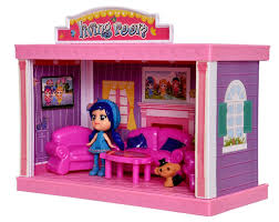 Barbie Living Room Playset by Diy Living Room Doll House Toy Role Play House Toyolla