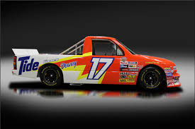 Buy This NASCAR Racing Truck, Drive It On Public Streets   Carscoops Jonathan Davenport To Make Nascar Truck Series Debut At Martinsville 111015nrcampingworldtrucksiestalladegasurspeedwaymm 2017 Schedule Sprint Cup Xfinity And Camping World Denver Colorado Truck Series Rookie Chris Eggleston Rounds Christopher Bell Wins First Race Mudsummer Classic A Cversation With Driver Parker Kligerman Inspiring Athletes William Byron Expects Heightened Intensity In Sets Stage Lengths For Every Xfinity New Flaps Malfunctioning Select Teams Racing News Kyle Larson Comes Back From Onelap Penalty Win Gaunt Brothers Dj Kennington Compete