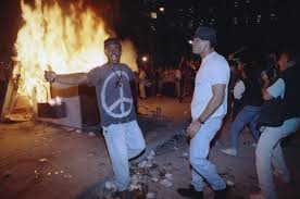 100 La Riots Truck Driver Burn Baby Burn What I Saw As A Black Journalist Covering The