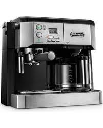 DeLonghi Combination Espresso Drip Coffee Machine