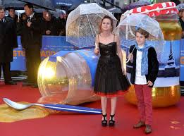 Carpet World Leicester by Madeleine Harris And Samuel Joslin On The Red Carpet At The