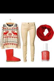 Ultimate Adorable Winter Outfit