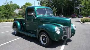 1946 1940 Ford Delux Pick Up For Sale~A/C Over The Top Custom - YouTube 1940 Ford Pickup Classic Cars For Sale Michigan Muscle Old Coupe Stock Photos Images Alamy For Sold Youtube 135101 Rk Motors Trucks Best Image Truck Kusaboshicom A Different Point Of View Hot Rod Network Motor Company Timeline Fordcom On 1997 Explorer Chassis Enthusiasts Streetside Classics The Nations Trusted 1940s Short Bed Editorial Photo