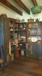 Primitive Kitchen Ideas Pinterest by Primitive Sally Whims Cabinets House Decorating Ideas