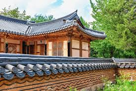 104 South Korean Architecture Traditional Old Building Or House In Korea Stock Photo Picture And Royalty Free Image Image 36849001