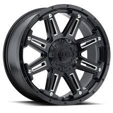 100 8lug Truck Gear Alloy 741 Mechanic Wheels 741 Mechanic Rims On Sale