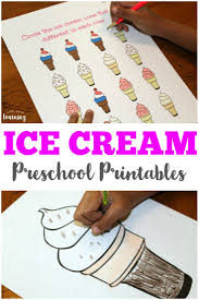 Pick Up These Fun Ice Cream Preschool Worksheets For Your Early Learners