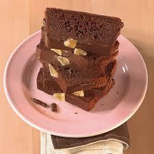 schokoladen ingwer kuchen