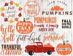 100 Truck Sayings Fall Svg Bundle Fall Sayings Svg Pumpkin Truck Svg Pumpkin Etsy