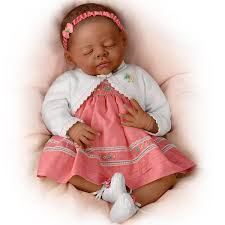Realistic AfricanAmerican Baby Doll Beautiful Beyonce By Ashton