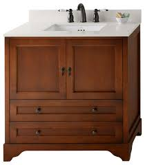 Ronbow Sinks And Vanities by Ronbow Milano Solid Wood 36