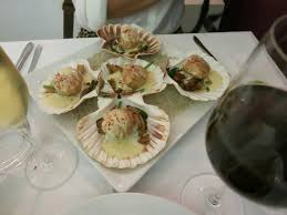 cuisine coquille jacques the absolute best coquille st jacques picture of restaurant