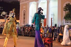 Halloween Parade Nyc 2013 Route by Guide To Nyc S Halloween Parade In 2017 What To Know About The