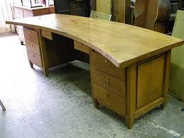 fabrication d un bureau en bois restauration meuble massif atelier de l ébéniste c cognard eure