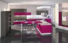 X Sinus German Handless Kitchen Range Shown In Bespoke Colours 9994 Pink And 9993 Grey