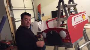 Fire Truck Costume - YouTube
