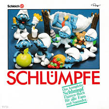 TVTA Is Pleased To Present Scans Of This Wonderful German Catalogue Featuring The Entire Product Range For World Famous Peyo Smurfs Figurines 1965 1986
