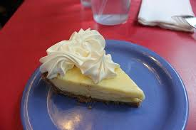 Mrs Mac s key lime pie