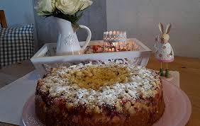 rote grütze kuchen streusel rezepte chefkoch