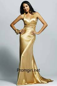 prom dress 901 prom gold and satin dresses