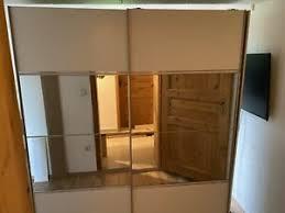 spiegelschrank schiebetüren schrank schlafzimmer möbel