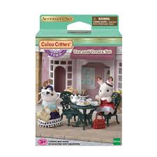 Calico Critters Town Tea And Treats Set Sylvian Families Baby High Chair 5221 Epoch Calico Critters Baby Tree House Accessory Set Doll Cheap Find Deals On Line At Red Roof Cozy Cottage Complete With Figure And Accsories Seaside Tasure Fence Main Door Flora Berry Get Ready For Bed Furbanks Squirrel Girl Bamboo Panda Pizza Delivery Luxury Townhome Deluxe Nursery Cf1554 Sophies Love N Care