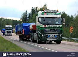 JAMSA, FINLAND - SEPTEMBER 1, 2016: Volvo FH Semi Truck Of Westdijk ... For 2pcs Lvo Semi Truck Vinyl Decal Graphics Windshield Window Car Volvo Parts New Commercial Dealer Milsberryinfo Trucks For Sale Commercial 888 8597188 Youtube Trucks Introducing The Supertruck Concept Vehicle 2019 Interior 2018 1990 Wia Semi Truck Item J6041 Sold August 2 Gove Review And Specs Sale And Used Trailers At Traler 2017 Vn670 Overview Exterior